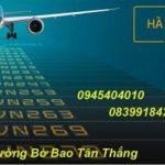 Đại lý vé máy bay đường Bờ Bao Tân Thắng