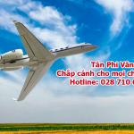 Đại lý vé máy bay du học Tân Phi Vân đôi lời giới thiệu