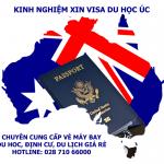Kinh nghiệm xin Visa đi Úc nhanh nhất