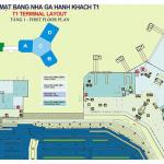 Hướng dẫn làm thủ tục tại sân bay Nội Bài