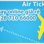 Cách đặt vé máy bay Online và tra cứu vé điện tử nhanh nhất