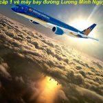 Người dùng chuyên đặt vé máy bay đường Lương Minh Nguyệt