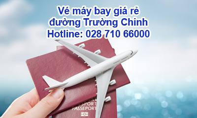 Vé máy bay đường Trường Chinh