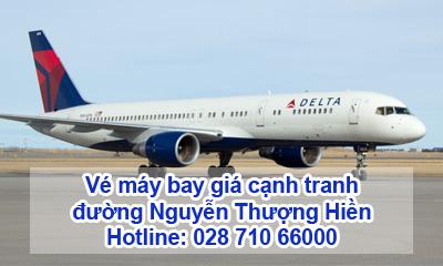 Vé máy bay đường Nguyễn Thượng Hiền