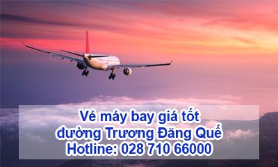 Vé máy bay đường Trương Đăng Quế