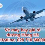 Đại lý chuyên bán vé máy bay đường Hồng Hà