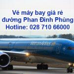 Đại lý vé máy bay giá rẻ đường Phan Đình Phùng