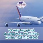 Mua vé máy bay trên đường Phạm Văn Chiêu