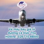Phòng vé máy bay Vietjet Air đường Lê Đức Thọ