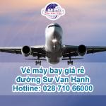 Phòng vé máy bay giá rẻ đường Sư Vạn Hạnh