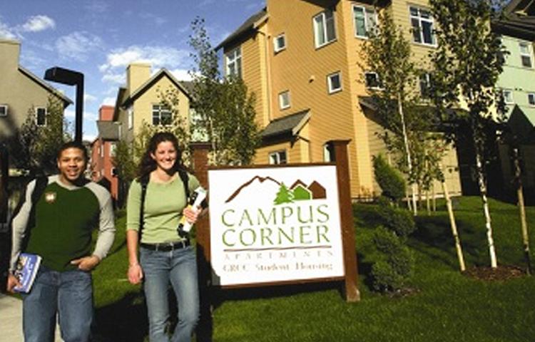 Trường đại học Campus Corner ở Washington